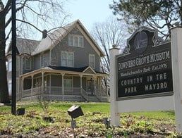 Image of Downers Grove Park Museum